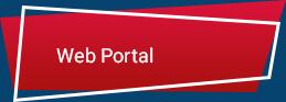 Web Portal Website